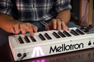 First Listen: A Review of the Mellotron MicroDigital Synthesizer